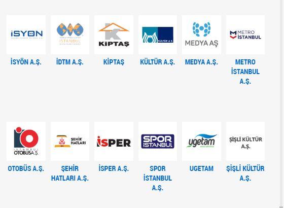 istanbul belediyesi bit ler şirketler 2